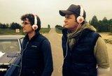 """Lietuvoje kuriama nuotykių komedija """"Traukinio apiplėšimas, kurį įvykdė Saulius ir Paulius"""""""