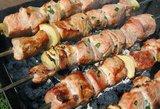 Šiam marinatui nėra lygių: šašlykų mėsytė kris nuo iešmo