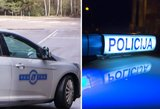 Vairavimo egzaminas Klaipėdoje baigėsi net neprasidėjęs: bėglio ieško policija