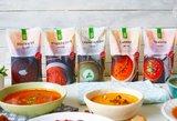 Pristatyta visiškai paruošto ekologiško maisto linija
