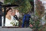 Vos nesugriuvo princesės vestuvės – pastebėjo akyliausi