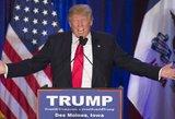 Viso pasaulio galvos skausmas: Donaldas Trumpas – netinkamas lyderis?