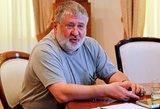 Po Zelenskio pergalės į Ukrainą išdrįso sugrįžti ir oligarchas Kolomoiskis