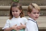 Princesė Charlotte niekada nedėvi kelnių: priežastis nustebins