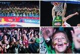 Krepšinio finalas – žiūrimiausias šio amžiaus įvykis Lietuvoje