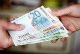 Oficialu: minimalią algą siūloma didinti beveik dešimtadaliu, didės ir mokesčiai
