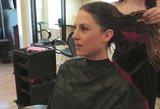 Ilgaplaukė pirmąkart patikėjo šukuoseną kirpėjai – rezultatas stulbinantis