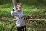 """Visoje Lietuvoje šeštadienį - gamtos švarinimo akcija """"Darom"""""""
