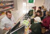 Vaistinėse laukia bjaurios staigmenos: apgautas ir A.Veryga, ir vaistų pirkėjai