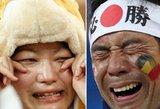 Japonija skendi ašarose: tokio skausmo niekas nepatyrė 50 metų