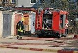 Telšių rajone du ugniagesiai dirbo girti