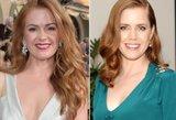 Neįtikėtina: žinomų Holivudo žvaigždžių panašumai pritrenkia - atrodo lyg dvyniai