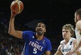 Prancūzai paskelbė grėsmingą kandidatų sąrašą žaisti pasaulio čempionate
