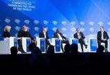 5 pagrindinės temos, kurias prestižiniame renginyje aptarė pasaulio elitas