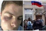 V. Putinui išvykus iš Rusijos prasidėjo beprecedentis A. Navalno štabų puolimas