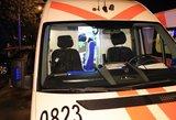 Į skaudžią nelaimę netoli Pasvalio pateko motociklininkas