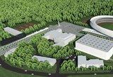 Kauno stadiono statyba gali pabrangti iki 46 mln. eurų