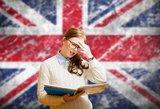 Universitete be anglų kalbos įgūdžių – nei žingsnio