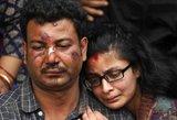Lietuvos Raudonasis Kryžius pradeda lėšų rinkimo kampaniją nukentėjusiems nuo žemės drebėjimo Nepale