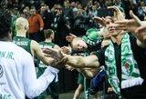 """""""Žalgirio"""" fenomenas: pardavė visus bilietus į kitų metų Eurolygos rungtynes"""