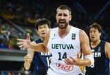 """R. Paulauskas: pasaulio krepšinio čempionato """"formatą"""" reikia keisti"""