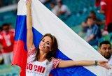 FIFA akibrokštas: ketina uždrausti filmuoti seksualias moteris