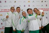 Lietuviai dalyvaus KWU kiokušin karatė pasaulio čempionate
