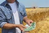 Valstietis Andriejus Stančikas siūlo kol kas nenaikinti lengvatų žemdirbiams