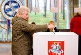 P.Šliužas organizuos dar tris referendumus
