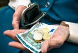 Vasarį pradedamos mokėti priemokos prie pensijų