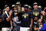 NBA čempionų siautulys – šampano vonioje už nesuvokiamus pinigus