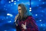 """Gabrielius Vagelis pristato """"eurovizinės"""" dainos lietuvišką versiją"""