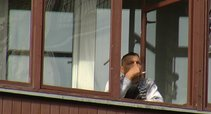 Rūkymas balkone  (nuotr. tv3.lt)