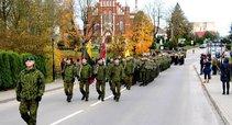 Lietuvos kariuomenė (nuotr. KAM)