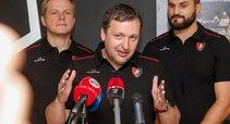 Remigijus Šimašius, Antanas Guoga ir Linas Kleiza (nuotr. Fotodiena.lt)