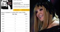 Rusus pribloškė bilietų kainos į Pugačiovos koncertą: kas ten eis? (nuotr. Gamintojo)