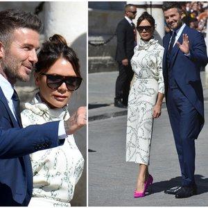 Beckham sulaužė svarbią taisyklę vestuvėse: tai atleistų ne visi
