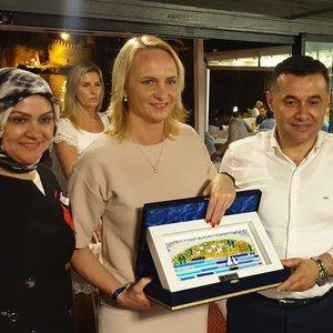 Trakų rajono tarybos delegacija Turkijoje