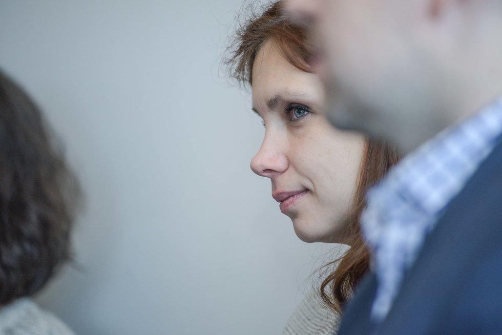 Ieva Petronytė (nuotr. Fotodiena.lt)