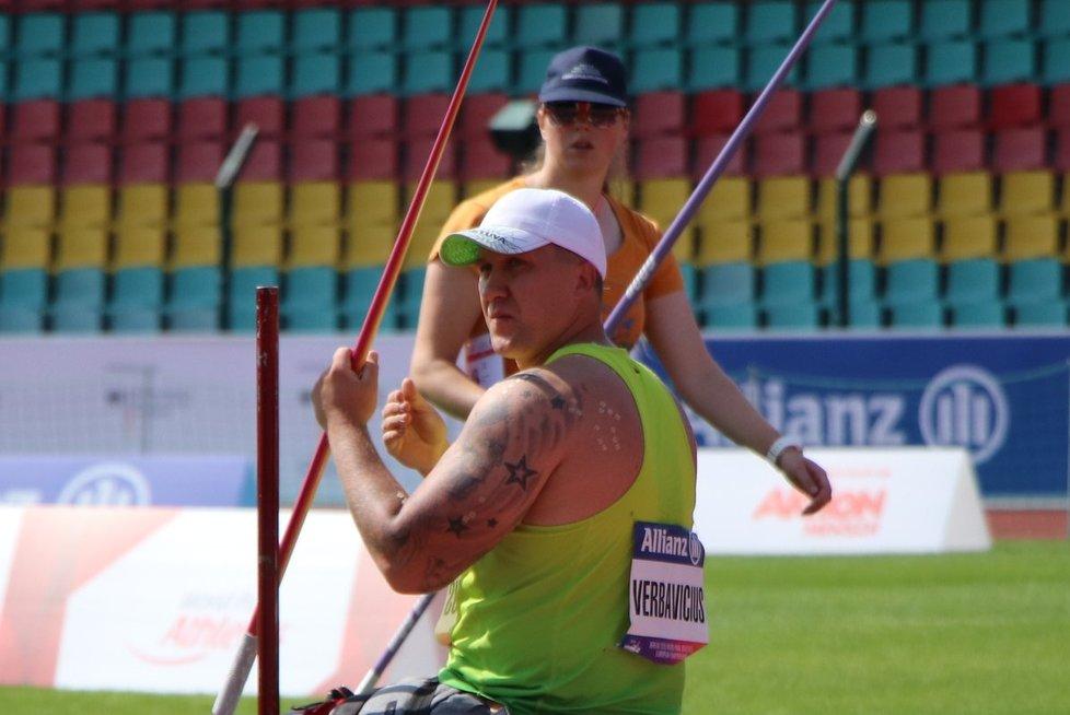 Ramūnas Verbavičius (nuotr. LPOK)