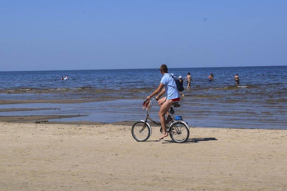 paplūdimys, Audriaus Bareišio nuotr.