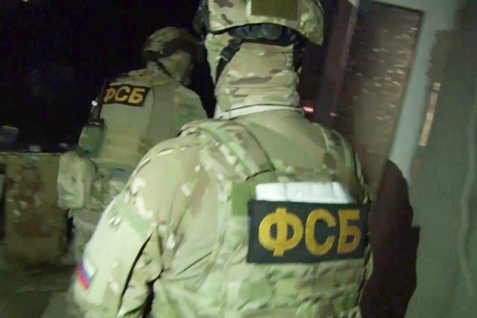 Kovos su terorizmu operacija (nuotr. SCANPIX)