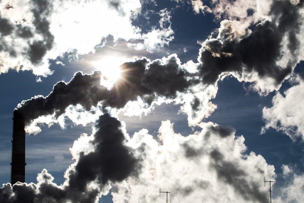 Oro užterštumas (nuotr. BFL)