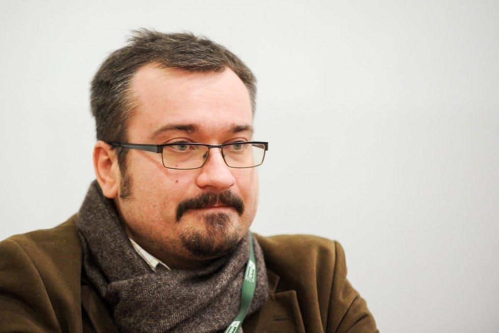 Šarūnas Černiauskas (nuotr. BFL)