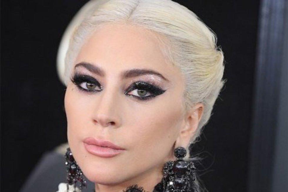 Olesios Žuravliovos Lady Gaga transformacija (nuotr. asm. archyvo)