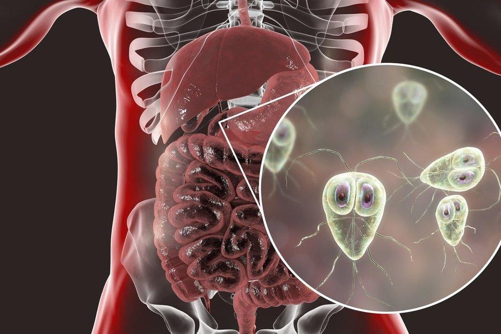Šie ženklai išduoda toksinus jūsų kūne (nuotr. 123rf.com)