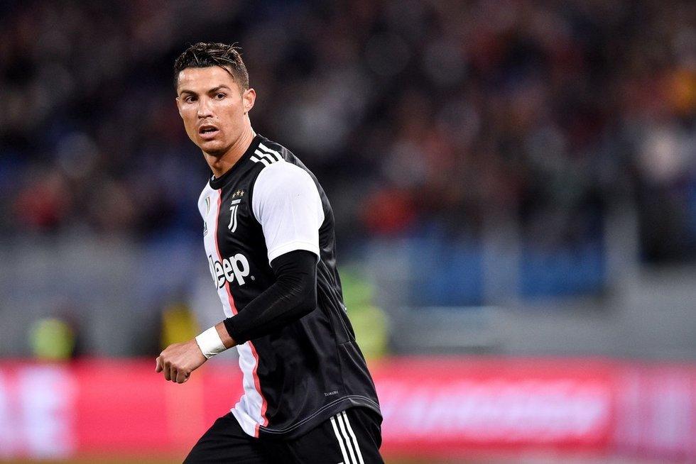 C.Ronaldo (nuotr. SCANPIX)
