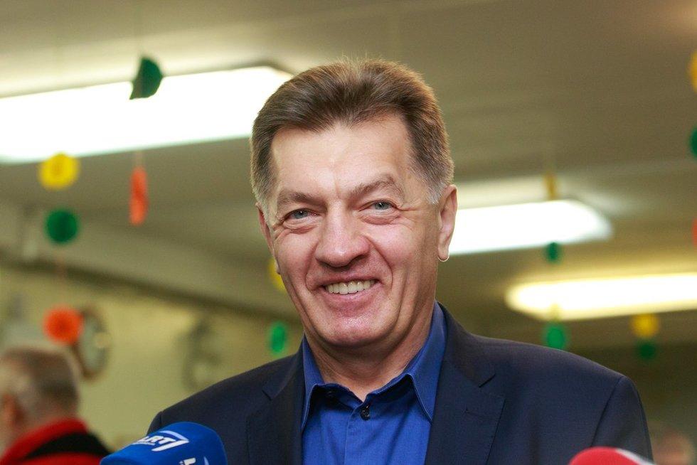 Algirdas Butkevičius (nuotr. Tv3.lt/Ruslano Kondratjevo)