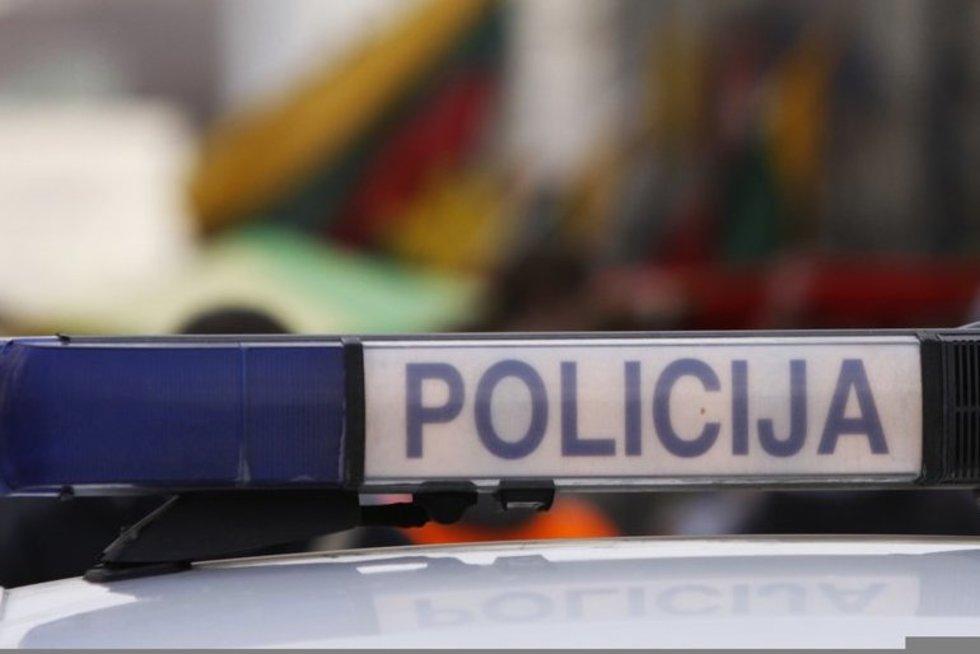 Lietuvos policija (nuotr. Fotodiena.lt)