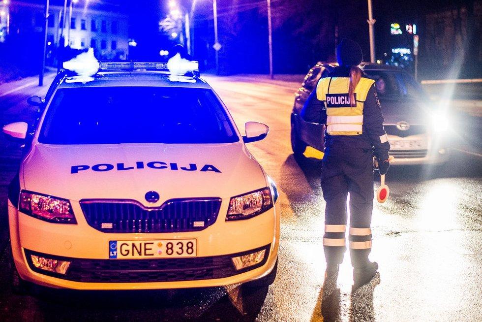 Policija (nuotr. Fotodiena.lt)